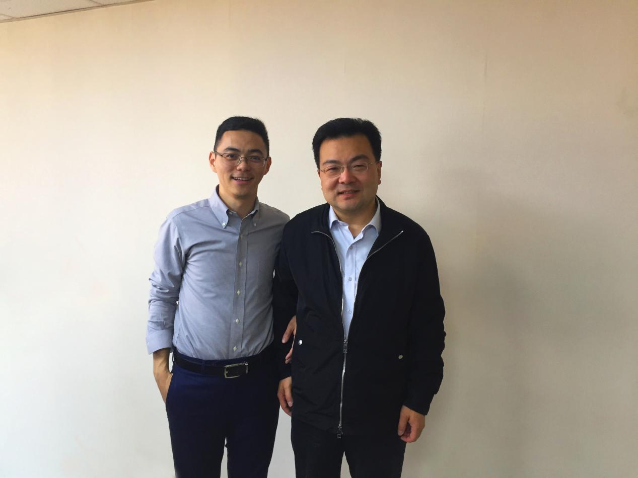 钱香金融拜访中国工艺集团,洽谈珠宝产业合作