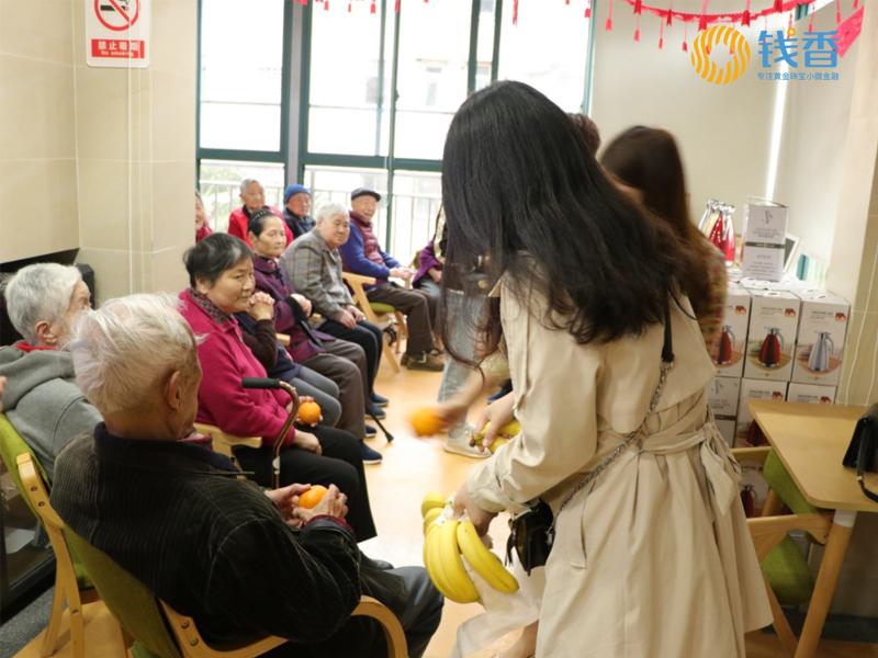 为爱前行!第二届钱香节公益行活动圆满结束!